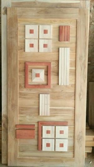 Amboze Wood Doors