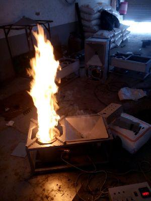 Pellet CFS stove
