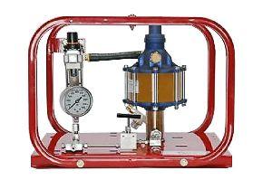 Hydrostatic Test Pumps