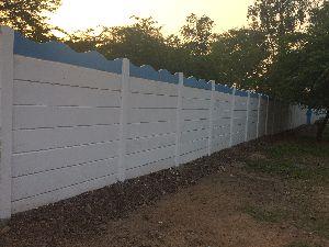 Rcc Prestressed Precast Boundary Wall