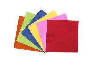 Color Paper Napkin