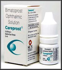 3ml Careprost Eye Drops