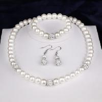 Pearl Jewelry Set