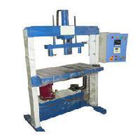 hydraulic paper wrinkle plate making machine