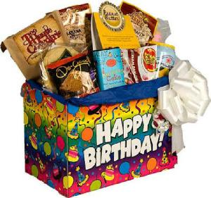 birthday gift basket