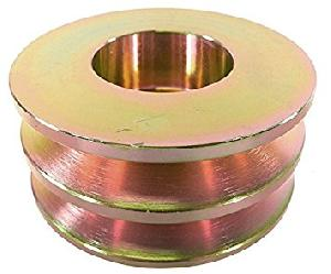 Brass Alternator Pulleys