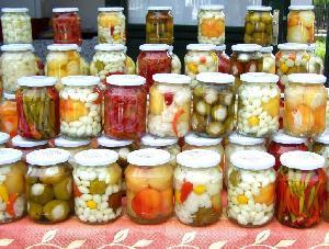Processed Fruits & Vegetables
