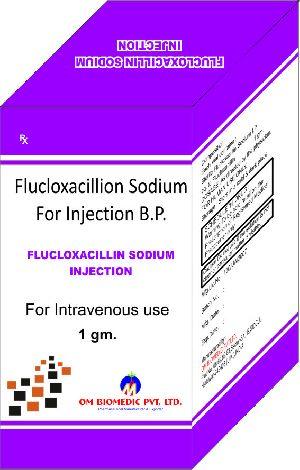 Flucloxacillin Sodium Injection