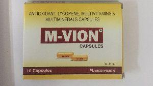 M-Vion Capsules