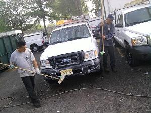 Fleet Washing Services
