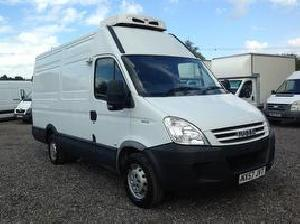 Used Iveco Fridge Vans