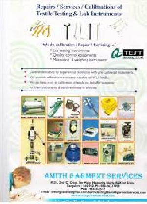 measuring Instruments services