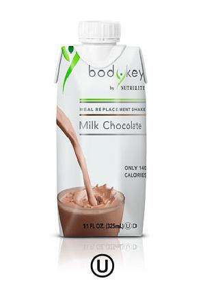 Bodykey Milk Chocolate