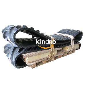 Rubber Tracks For Agriculture Machines