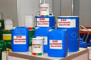 Coated Currencies Cleaning Ssd Solution Chemicals