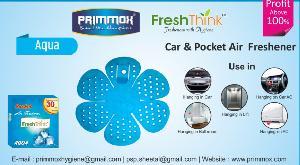 Aqua Pocket Air Freshener