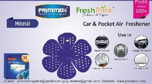 Mineral Car Air Freshener