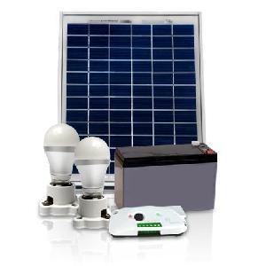 SA-HLS/100Wp Solar Home Lighting System