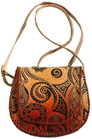 a535f7e24 Hand Painted Leather Bags - Manufacturers, Suppliers & Exporters in ...