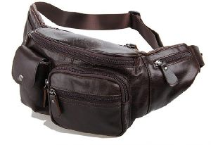 Leather Waist Bags