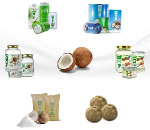 High Quality Coconut Products Vietnam - Organic
