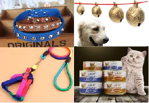 Pets related items and Foods
