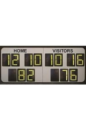 AFL Self Supporting Scoreboard