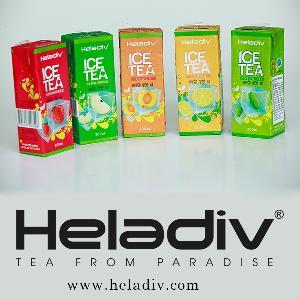 200 Ml Heladiv Ready To Drink Ice Tea
