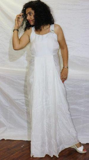 Ladies Ravishing Long One Piece Dress