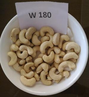 W 180 Grade Cashew Kernel