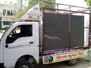 Low Cost Led Screen Mobile Van Rental Services