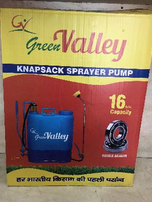GREEN VALLEY DOUBLE BEARING KNAPSACK SPRAYER PUMP