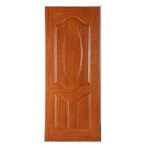 Light Brown Laminated Flush Door