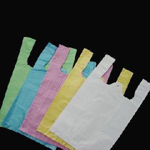 HM HDPE Plain U Cut Bags