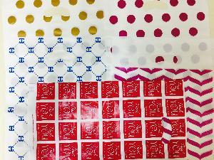 HM HDPE Printed D Cut Bags