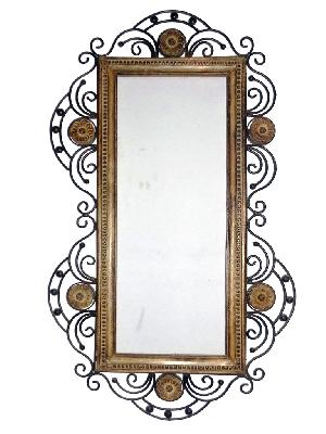 Mirror photo frame manufacturers suppliers exporters for Genesis decor international pvt ltd