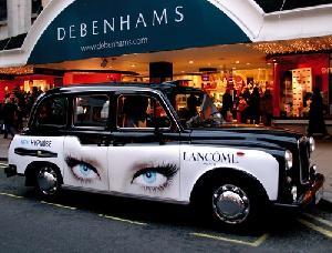Cab Advertising