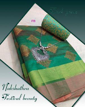 Fb Brand Soft Silk Sarees
