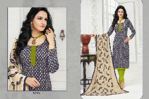 kapil summer cool cambric cotton printed suits
