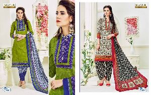 Mayur Khushi Vol 35 Pure Cotton Printed Suits