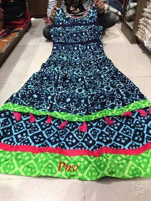 Pnv Cotton Silk Readymade Kurtis