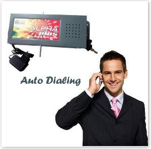 GSM ALPHA PLUS SHUTTER SIREN WITH MOBILE