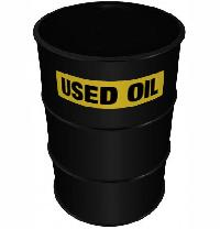 Disposal Of Used Oil
