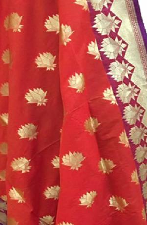Banarasi Georgette Silk Dupatta