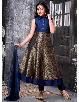 Designer Kids Anarkali Suits