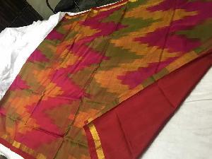 Handloom Kanchipuram Silk Sarees