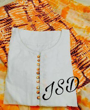 Jsd Readymade Pure Cotton Patiala Suits