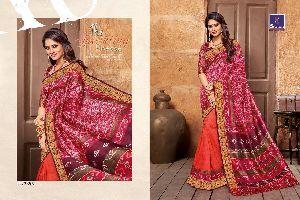 Shangrila Kanjivaram Silk Vol 8 Sarees