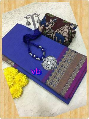 Vb Chettinad Cotton Sarees