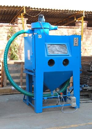 sand blasting machine manufacturers